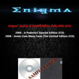 Enigma - Special & Limited Edition 2006-2008