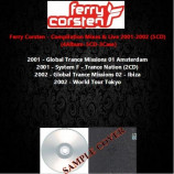 Ferry Corsten - Compilation Mixes & Live 2001-2002