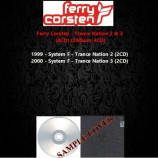 Ferry Corsten - Trance Nation 2 & 3