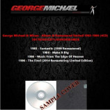 George Michael & Wham - Album & Remastered limited 1983-1986