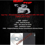 Iggy Pop - Discography & Rarities Collection 1988-1993