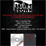 James Brown - Album Collection Rarities 1991-1998