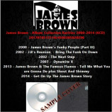 James Brown - Album Collection Rarities 2000-2014