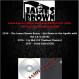 James Brown - Album Collection Rarities 2017