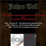 Jethro Tull - Best of,Unreleased Masters & live in L.A 93-2000