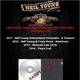 Neil Young - Latest Album Collection 2011-2016