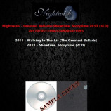 Nightwish - Greatest Ballads+Showtime, Storytime 2013