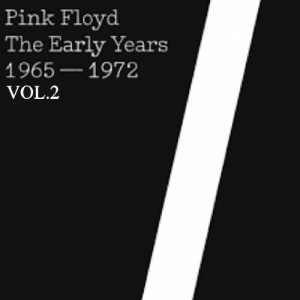 Pink Floyd - The Early Years 1965-1972 (2016) Vol.2 - CD - 4CD