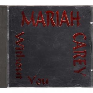 Mariah Carey - Without You  - CD - Album