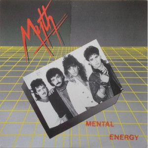 Myth - Mental Energy  - Vinyl Record - LP