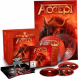 ACCEPT - Blind Rage CD/BRD+DVD+2PIC.EP BOX