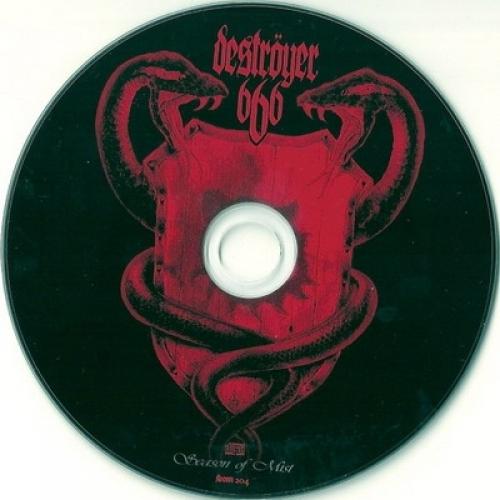 DESTROYER 666 - Defiance - CD - Album