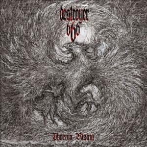 DESTROYER 666 - Phoenix Rising - CD - Album