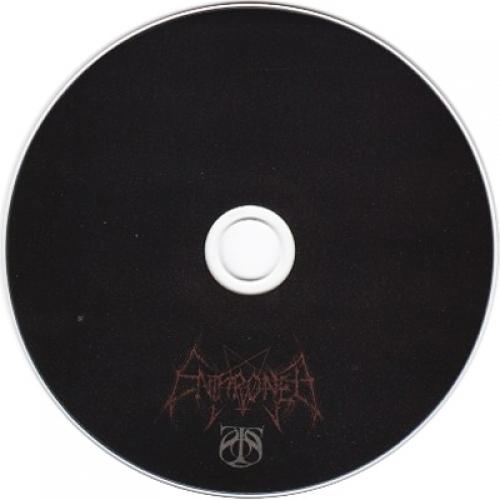 ENTHRONED - Obsidium - CD - Digipack