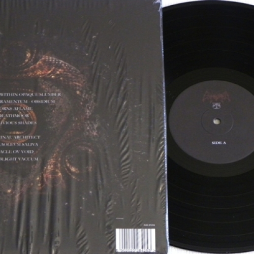 ENTHRONED - Obsidium - Vinyl Record - LP