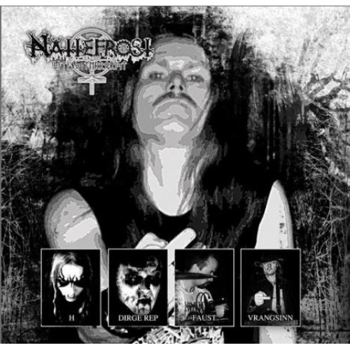 FENRIZ'RED PLANET / NATTEFROST - Engangsgrill - CD - Slipcase