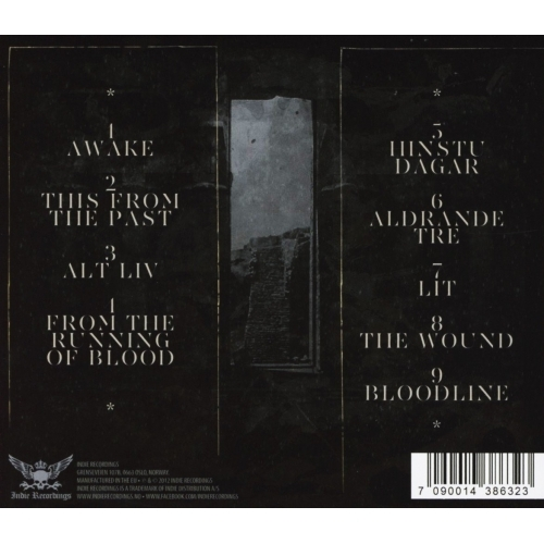 GOD SEED - I Begin - CD - Album