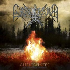 GRAVELAND - Celtic Winter - CD - Album