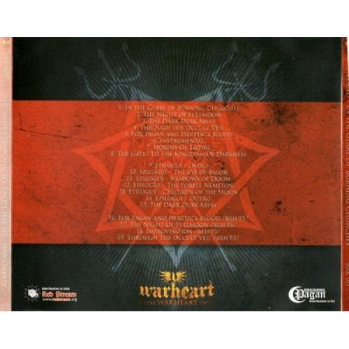 GRAVELAND - In The Glare of burning Churches - CD - Slipcase