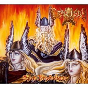 GRAVELAND - Ogień Przebudzenia - CD - Digipack