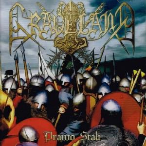 GRAVELAND - Prawo Stali - CD - Album