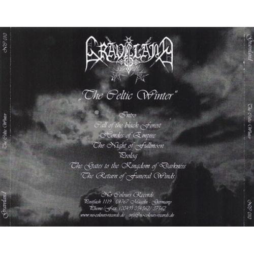 GRAVELAND - The Celtic Winter - CD - Album
