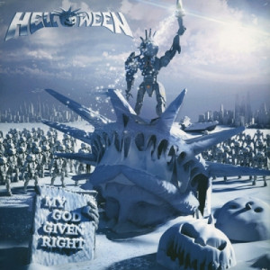 HELLOWEEN - My God-Given Right - Vinyl - 2 x LP