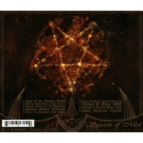 INQUISITION - Obscure Verses For The Multiverse - CD - Album