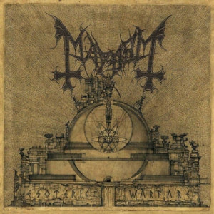 MAYHEM - Esoteric Warfare - CD - Digipack