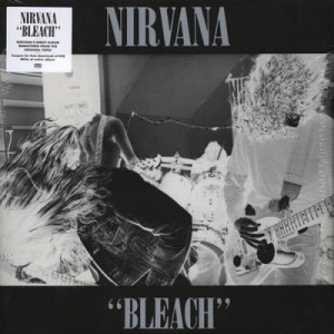 NIRVANA - Bleach - Vinyl - LP
