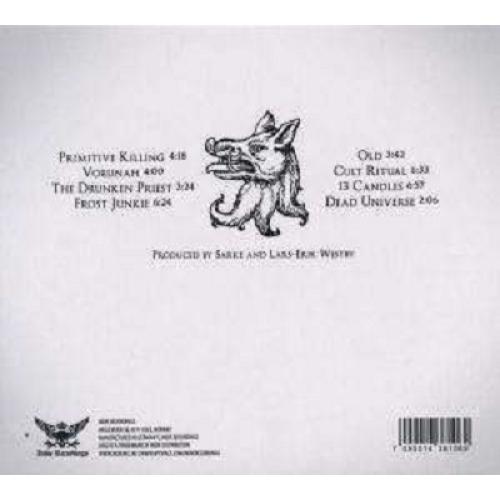 SARKE - Vorunah - CD - Slipcase
