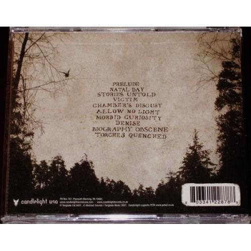 TULUS - Biography Obscene - CD - Album