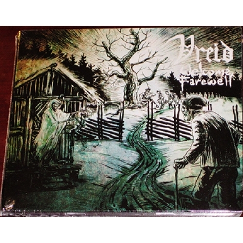 VREID - Welcome Farewell - CD - Digipack