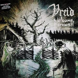 VREID - Welcome Farewell - Vinyl - LP Gatefold