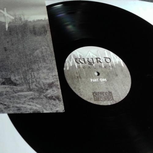 WYRD - Heathen - Vinyl - LP