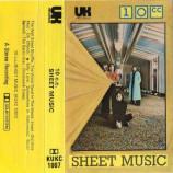 10cc - Sheet Music - Cass, Album
