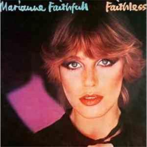 Marianne Faithfull - Faithless - Cass - Tape - Cassete
