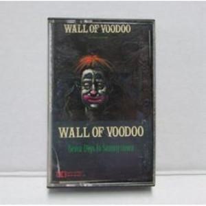 Wall Of Voodoo - Seven Days In Sammystown - Cass, Album - Tape - Cassete