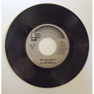 """5th Dimension - Save The Country - 7 - Vinyl - 7"""""""