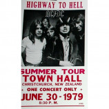 AC/DC - Highway To Hell - Concert Poster