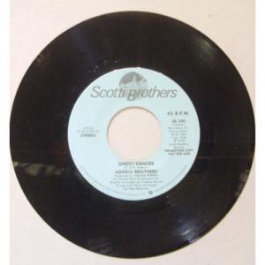 "Addrisi Brothers - Ghost Dancer - 7 - Vinyl - 7"""