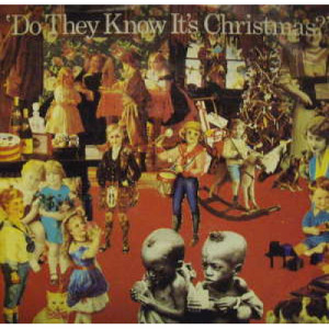 """Band Aid - Do They Know It's Christmas? - 7 - Vinyl - 7"""""""