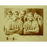 Beach Boys - Group Shot - Sepia Print