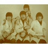 Beatles - Group Shot - Sepia Print