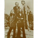 Beatles - Long Haired Hippy Freaks - Sepia Print