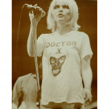 Blondie - Debbie Harry - Sepia Print