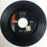 Bobby Vee - Yesterday And You - 7