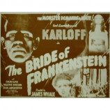 Boris Karloff - Bride Of Frankenstein - Sepia Print