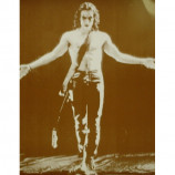Brandon Lee - Crow - Sepia Print