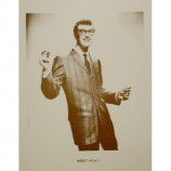 Buddy Holly - Groovin' - Sepia Print